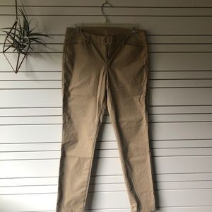 Old Navy Pixie Professional Khaki Pants